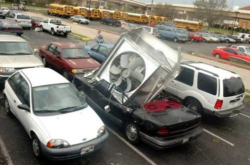 Noi metode nereusite de parcare - Poza 1