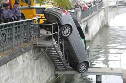 Noi metode nereusite de parcare - Poza 7