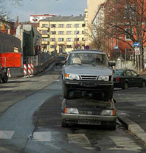 Noi metode nereusite de parcare - Poza 9