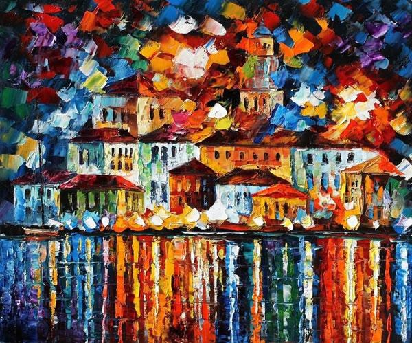 Picturi superbe: Leonid Afremov - Poza 1