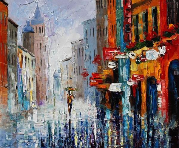 Picturi superbe: Leonid Afremov - Poza 2