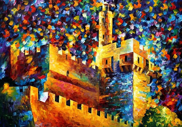 Picturi superbe: Leonid Afremov - Poza 5