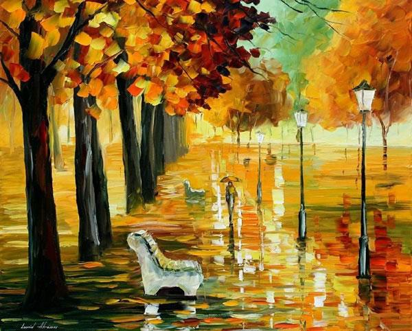 Picturi superbe: Leonid Afremov - Poza 6