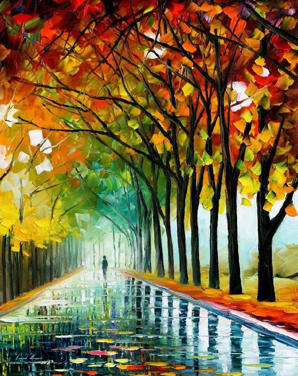 Picturi superbe: Leonid Afremov - Poza 7