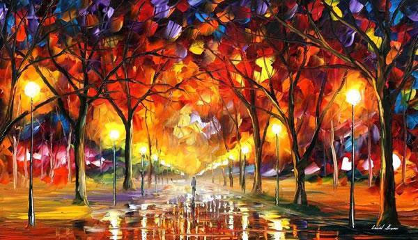 Picturi superbe: Leonid Afremov - Poza 8