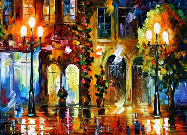 Picturi superbe: Leonid Afremov - Poza 13