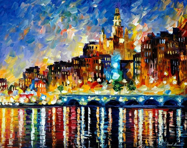 Picturi superbe: Leonid Afremov - Poza 15