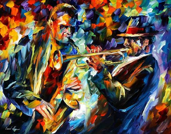 Picturi superbe: Leonid Afremov - Poza 16