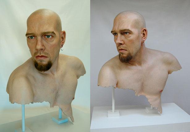 Sculpturi incredibile. Par oameni reali! - Poza 25