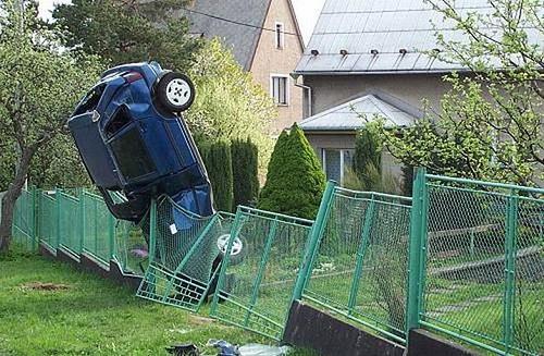 Noi metode nereusite de parcare - Poza 24