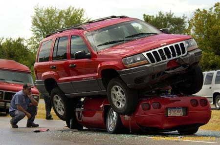 Noi metode nereusite de parcare - Poza 34