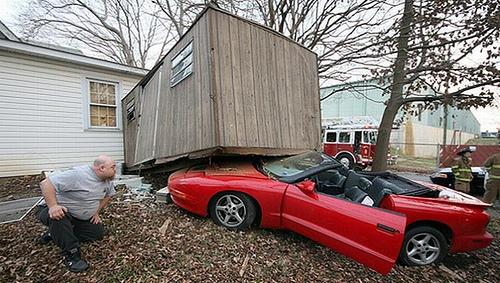 Noi metode nereusite de parcare - Poza 35