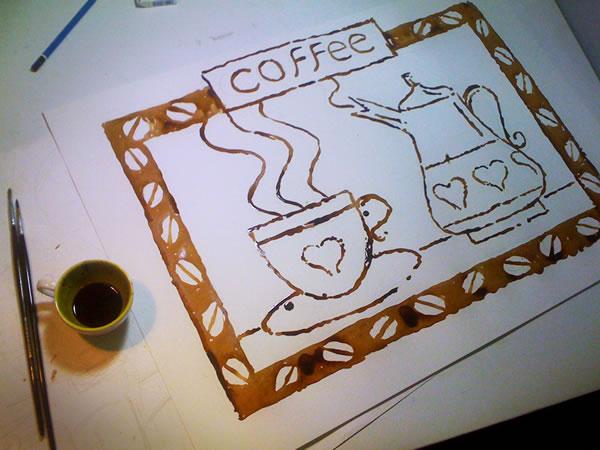 Coffee Art: Dirceu Veiga - Poza 12
