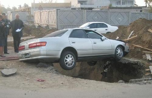 Noi metode nereusite de parcare - Poza 39