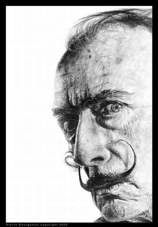 Din nou, creionul: 38 de desene incredibile - Poza 21