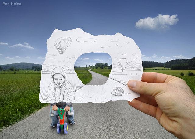 Intre hartie si realitate - Poza 3