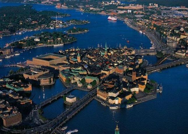 Impresionanta Europa in 19 fotografii exceptionale