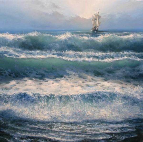 35 de picturi: Marea si corabiile - Poza 4