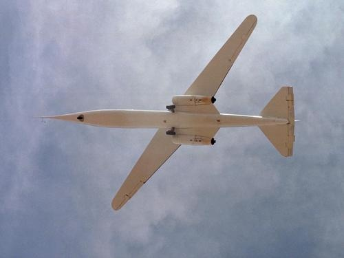 Cel mai ciudat avion construit de NASA? - Poza 2