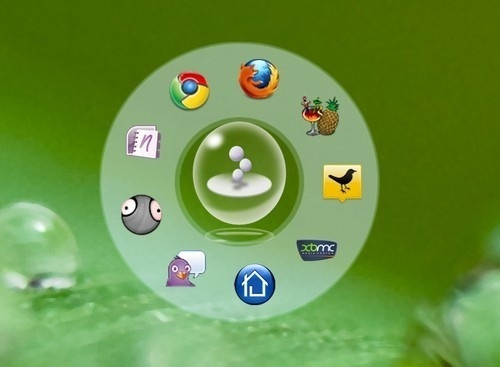 Super soft free: Circle Dock