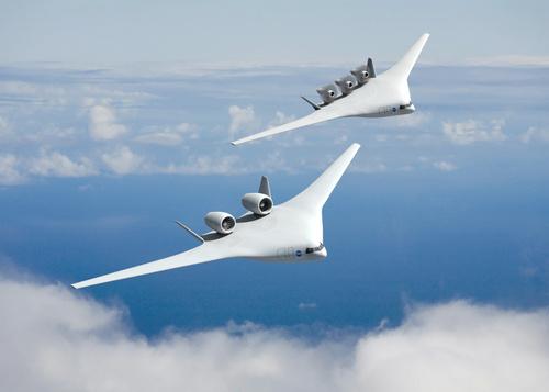 Cum vor arata avioanele de maine?