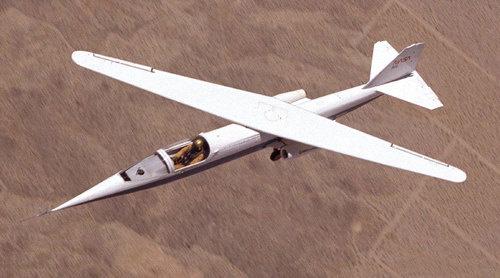 Cel mai ciudat avion construit de NASA? - Poza 1