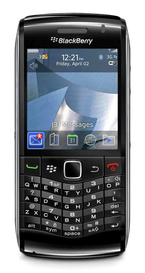 BlackBerry 9650 si BlackBerry Pearl 3G - Poza 2