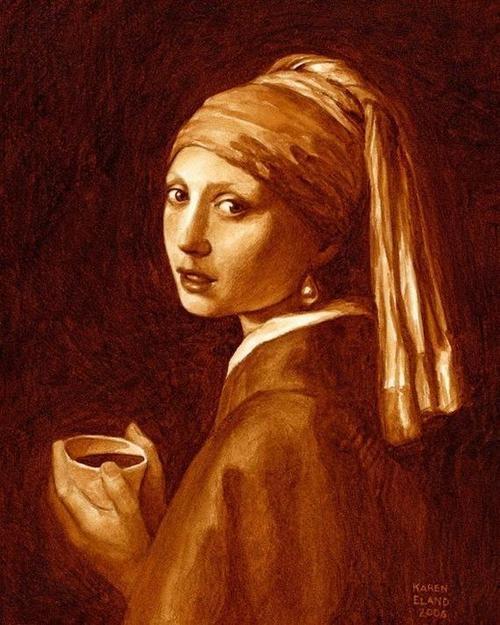 Picturi extraordinare din cafea... - Poza 6