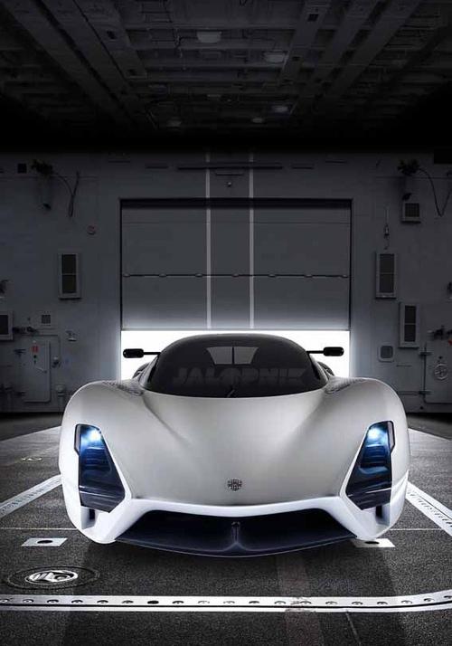 Cea mai rapida masina din lume? - Poza 1