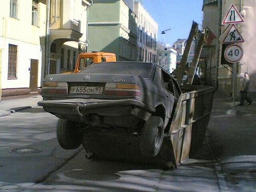 Noi metode nereusite de parcare - Poza 50