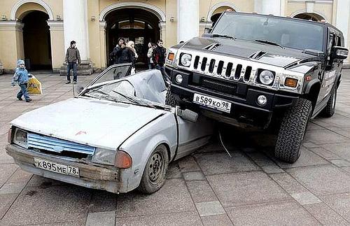 Noi metode nereusite de parcare - Poza 47