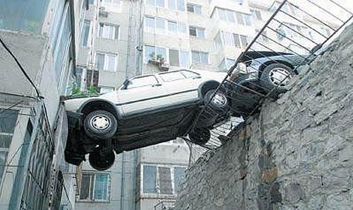 Noi metode nereusite de parcare - Poza 48