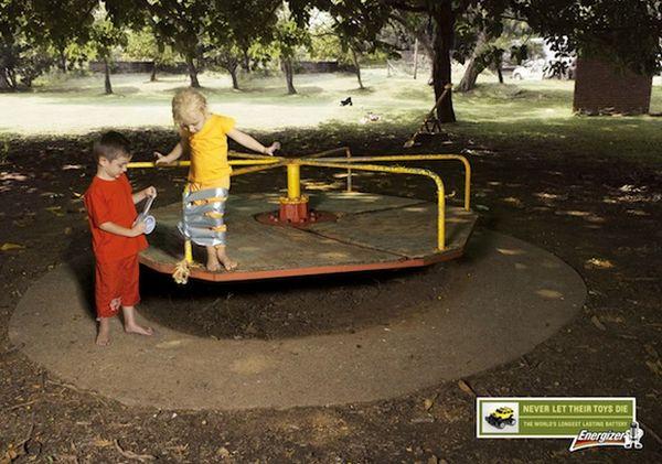 Un alt tip de energie pentru copii