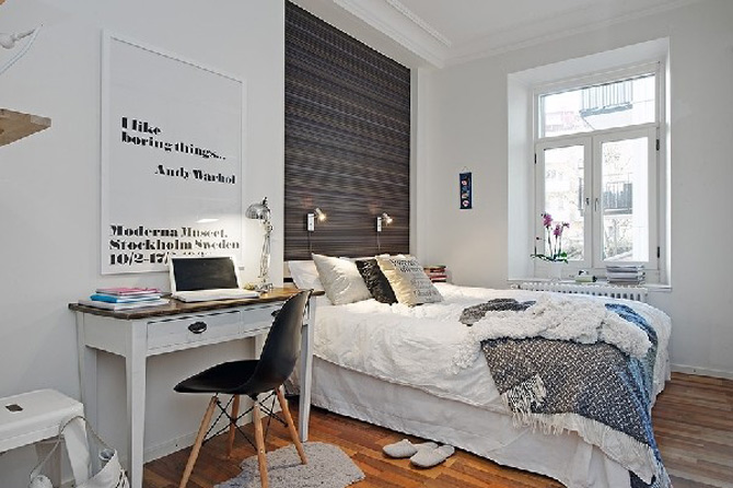 Doua camere de lectura in Suedia - Poza 1
