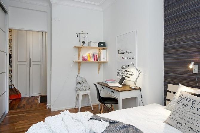 Doua camere de lectura in Suedia - Poza 2