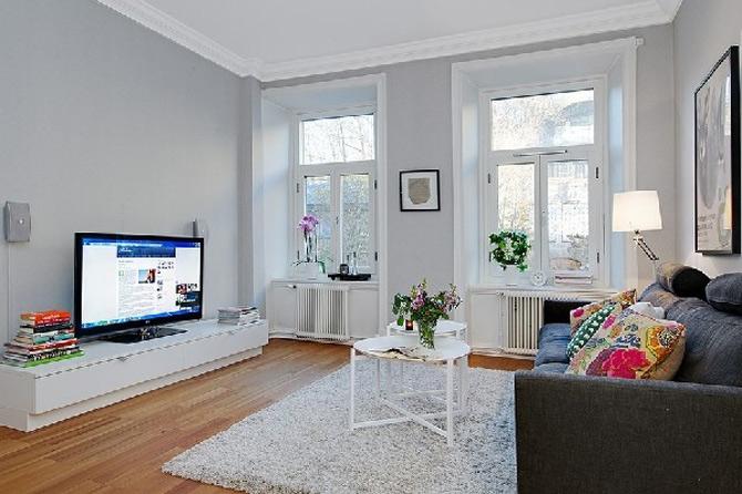 Doua camere de lectura in Suedia - Poza 4