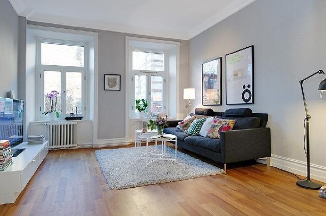 Doua camere de lectura in Suedia - Poza 5