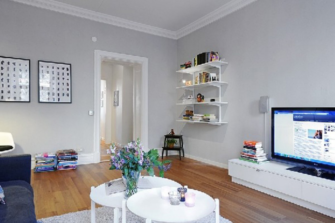 Doua camere de lectura in Suedia - Poza 6