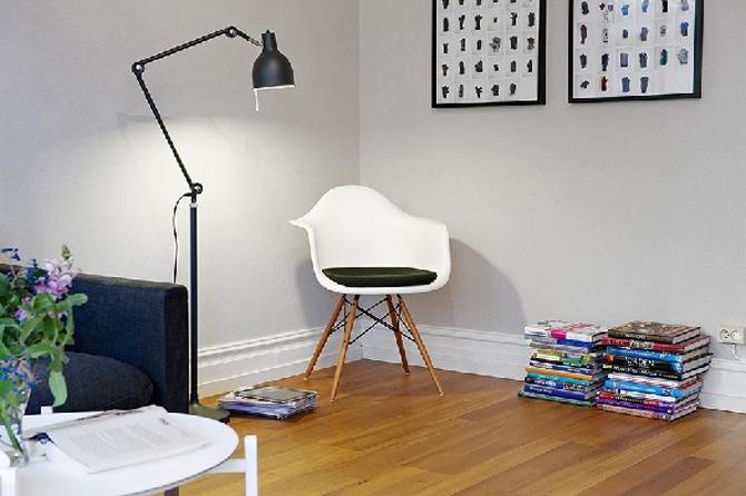 Doua camere de lectura in Suedia - Poza 7