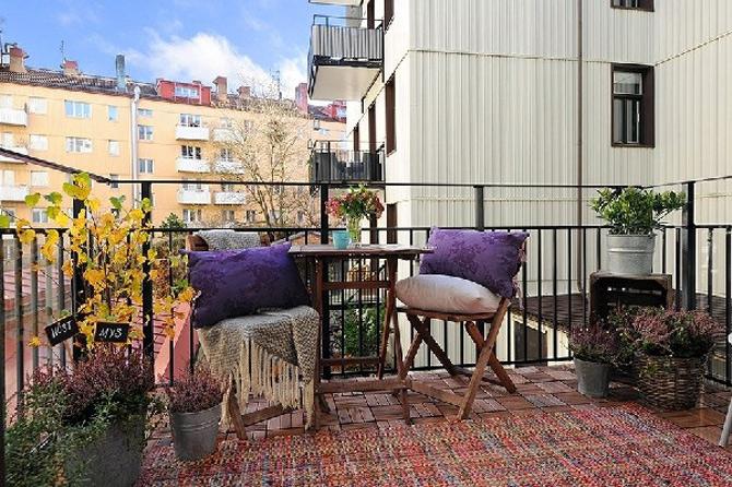 Doua camere de lectura in Suedia - Poza 17