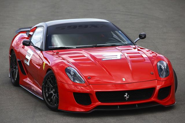 Experimentul Ferrari 599XX - Poza 1