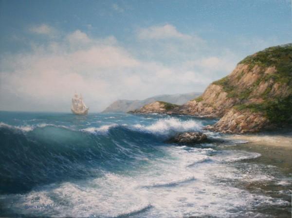 35 de picturi: Marea si corabiile - Poza 5