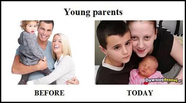 Comparatie funny: Trecut versus prezent - Poza 8