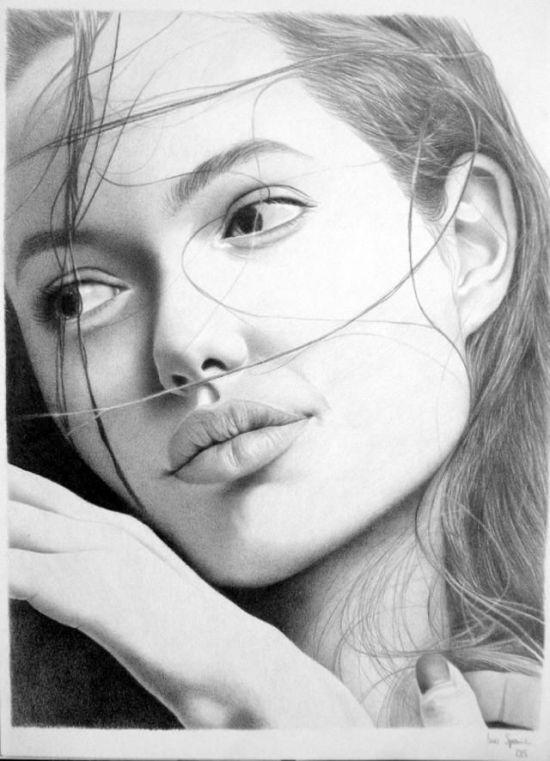 Din nou, creionul: 38 de desene incredibile - Poza 24