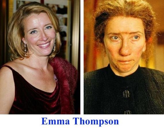 Transformari spectaculoase ale actorilor - Poza 14