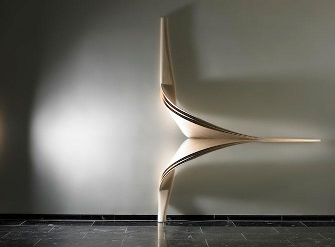 8 opere de arta din lemn - Poza 7