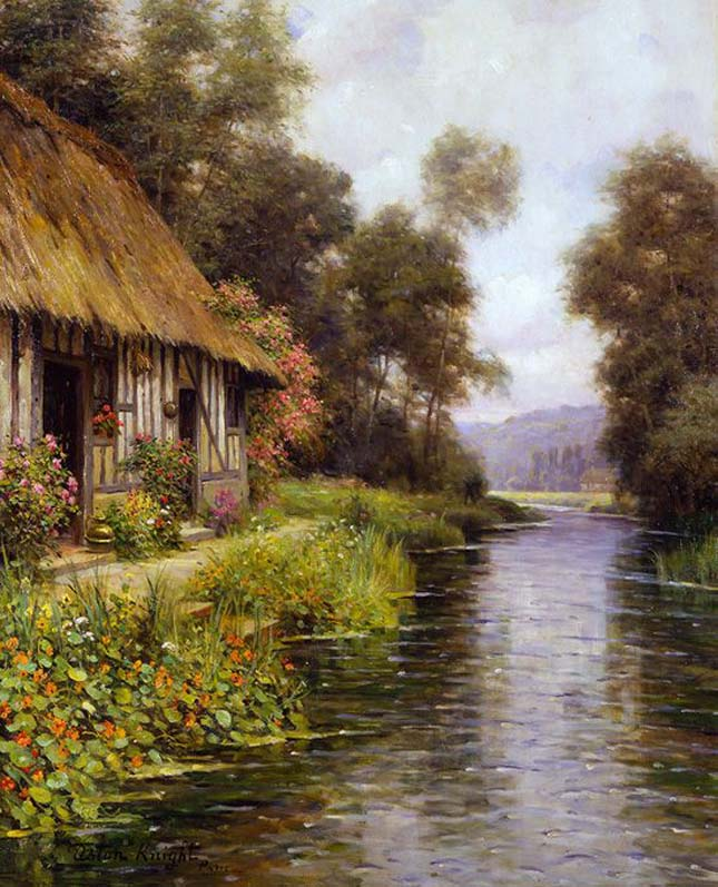 Louis Aston Knight - Peisaje exceptionale
