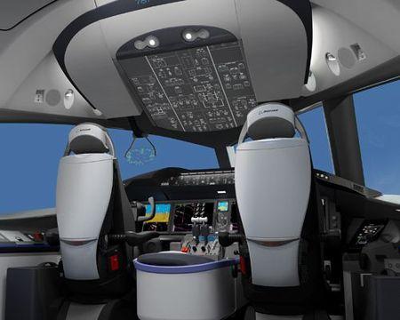 Boeing 787 Dreamliner - Poza 7