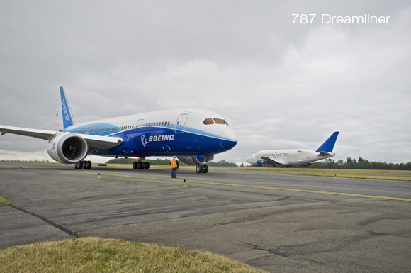 Boeing 787 Dreamliner - Poza 1