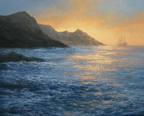 35 de picturi: Marea si corabiile - Poza 7